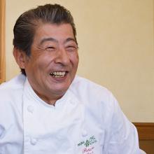 """カフェ・ド・ジュアン""""オーナーシェフ""""古田 康郎さん"""